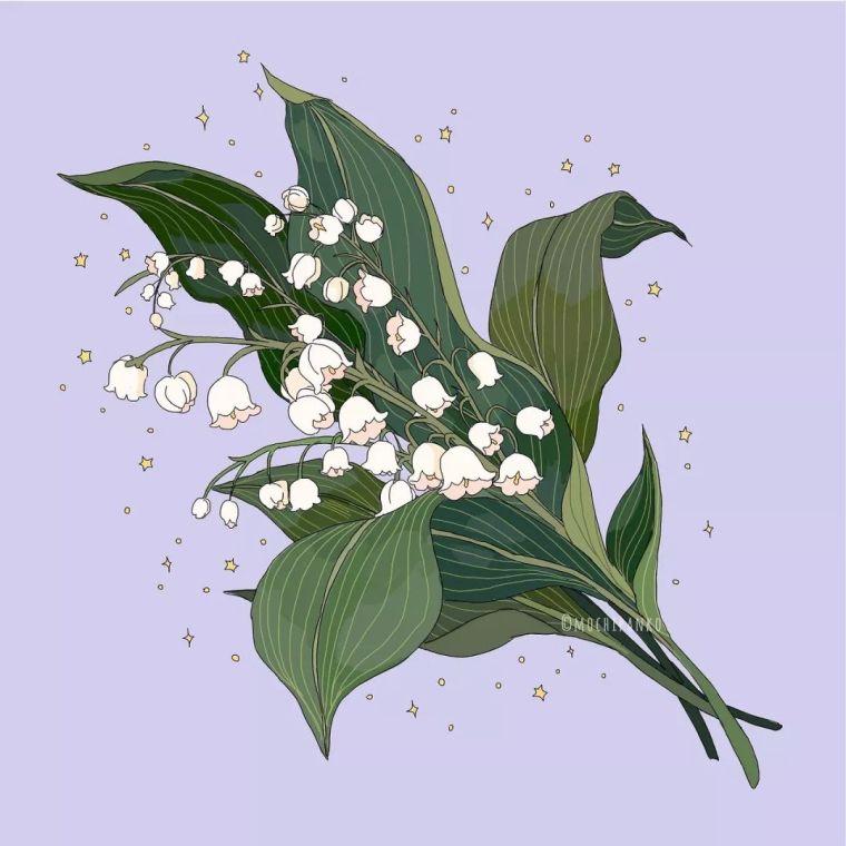 呐,送你一束最美的花!_16