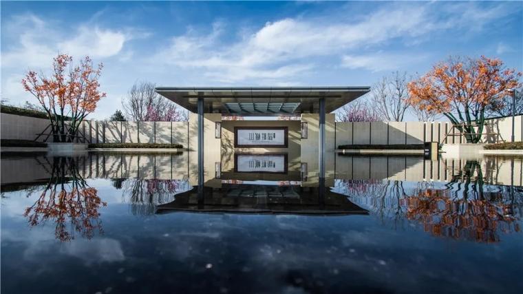 济南新城和昌·湖畔樾山住宅景观_2