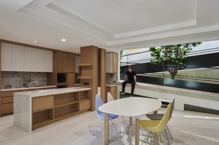 印尼自然采光实验性住宅/RAD+ar_2
