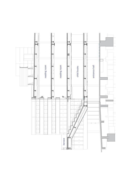 Librio行桥:扭转与堆叠/三上建筑事务所-m6 section①.jpg