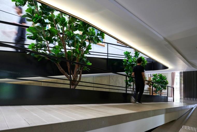 印尼自然采光实验性住宅/RAD+ar_8