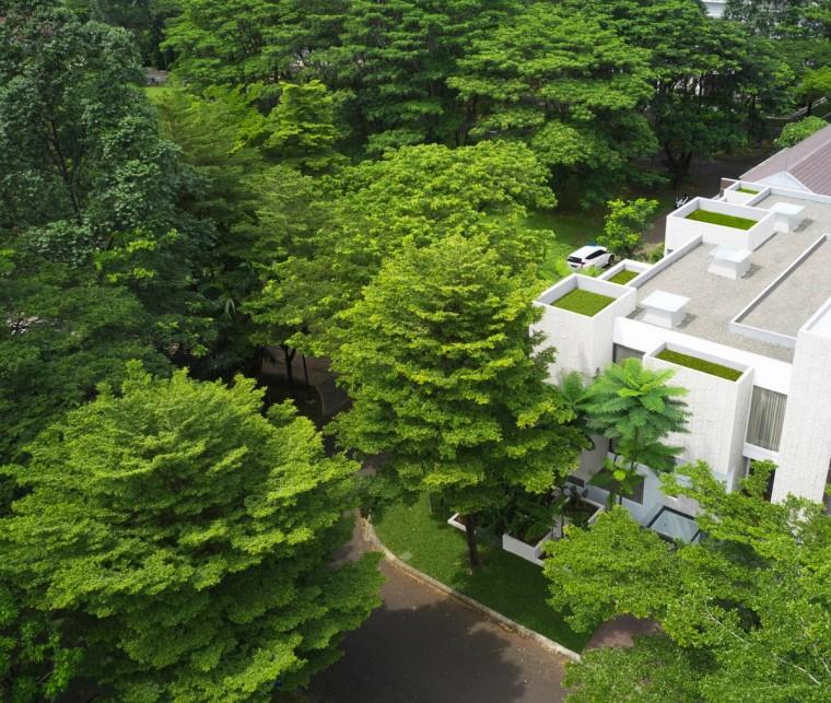 印尼自然采光实验性住宅/RAD+ar_10