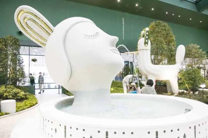 创意景观雕塑,给空间气质加分!_19