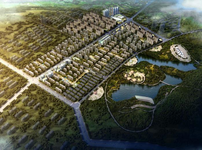 知名地产贾汪幸福特色小镇概念规划设计文本_1