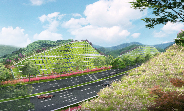 [福建]城市主干道绿化带景观设计方案_6