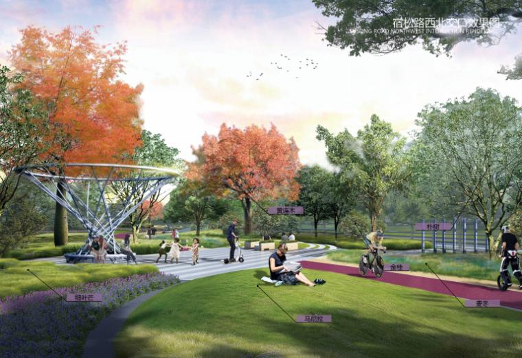 [合肥]城市绿色长廊景观大道升级设计方案_3
