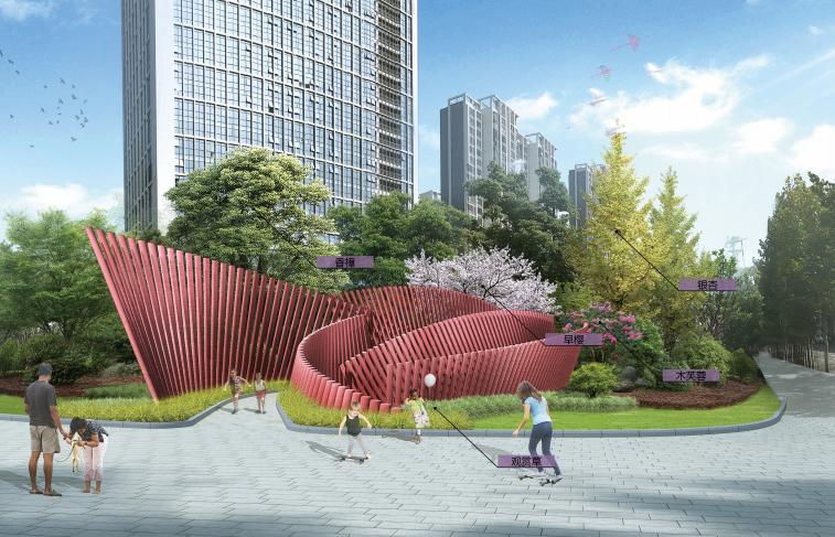 [合肥]城市绿色长廊景观大道升级设计方案_4