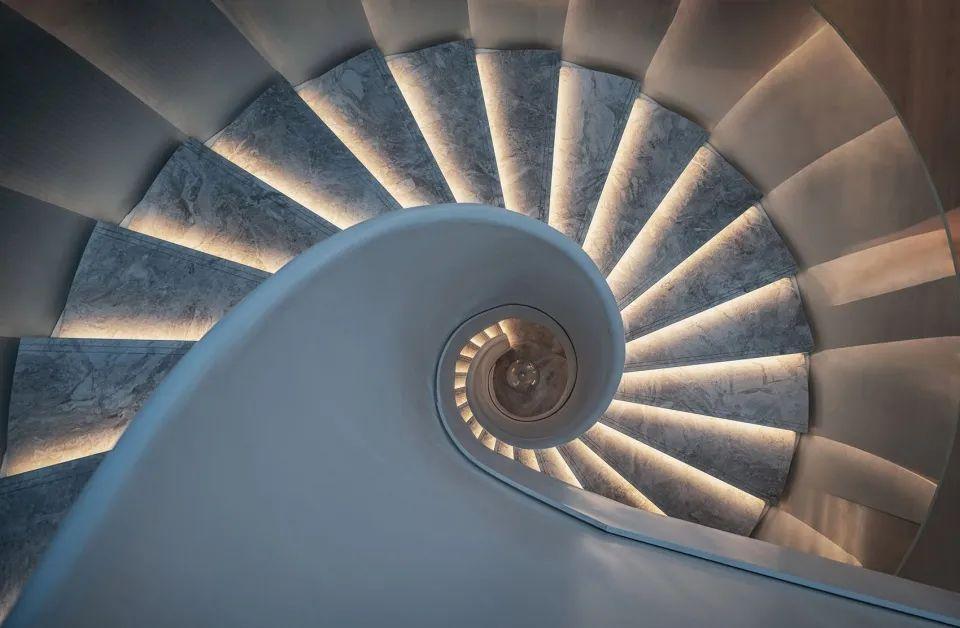 干货:旋转楼梯该怎么设计?