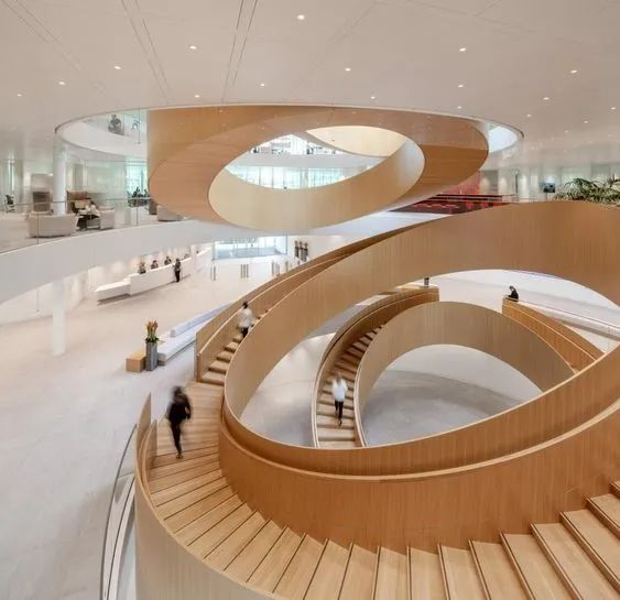 干货:旋转楼梯该怎么设计?_6