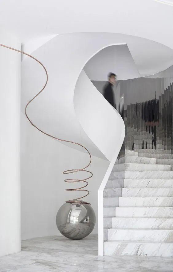 干货:旋转楼梯该怎么设计?_7