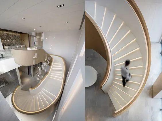 干货:旋转楼梯该怎么设计?_8