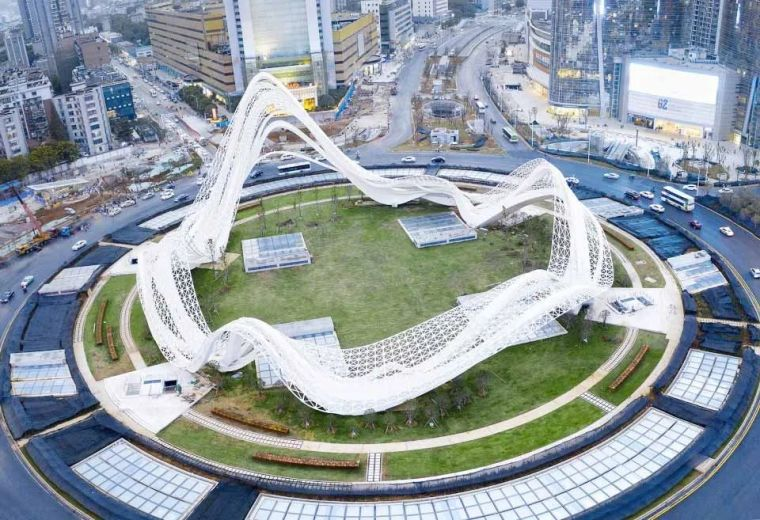 创意景观雕塑,给空间气质加分!_37