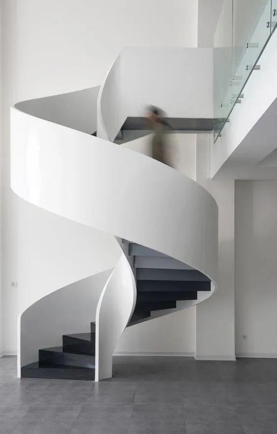 干货:旋转楼梯该怎么设计?_13