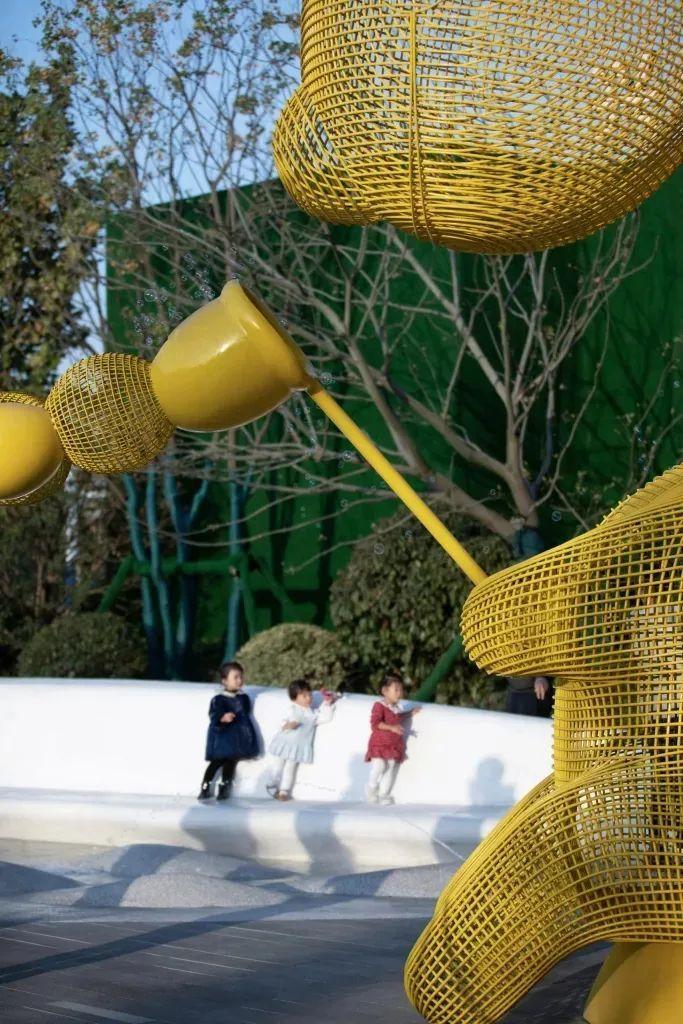 创意景观雕塑,给空间气质加分!_48