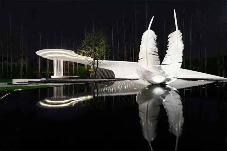 创意景观雕塑,给空间气质加分!_53