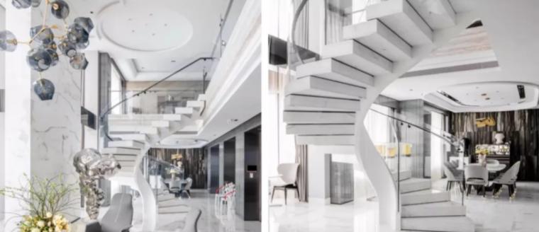干货:旋转楼梯该怎么设计?_18