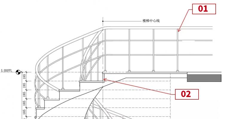 干货:旋转楼梯该怎么设计?_25