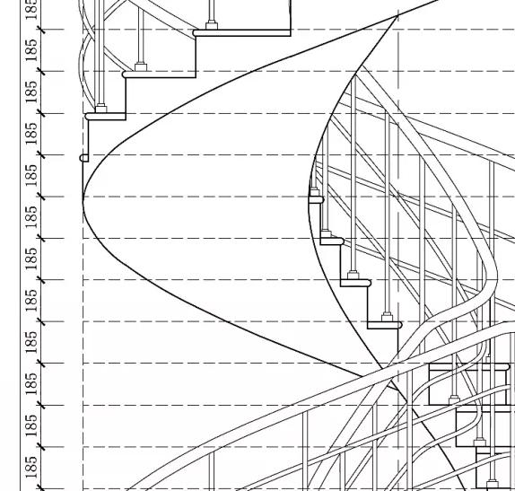 干货:旋转楼梯该怎么设计?_26