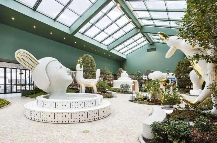 创意景观雕塑,给空间气质加分!_16