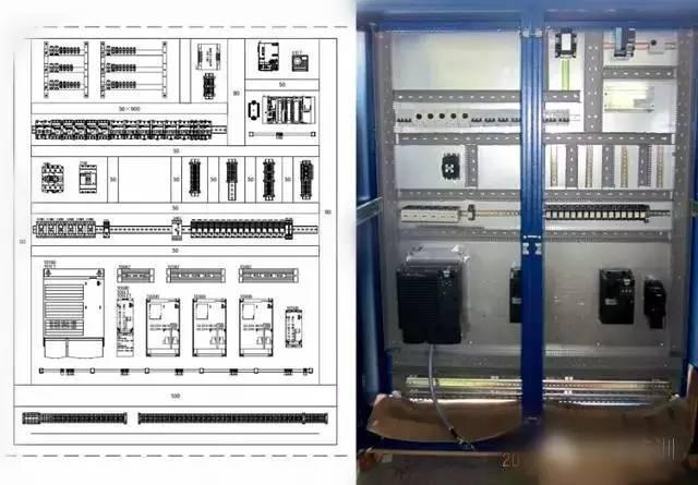 电气柜成套安装实例图解,值得收藏!_14