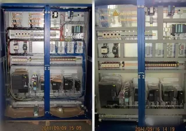 电气柜成套安装实例图解,值得收藏!_15