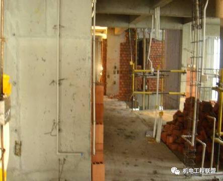 主体施工阶段水电暖管线预留预埋施工怎么做_68