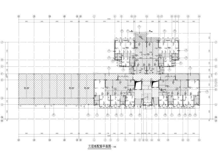 [四川]18层剪力墙结构商业住宅结施图2018_1