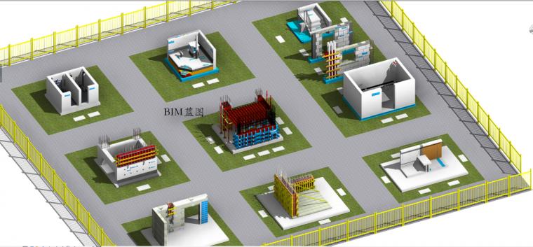 土建BIM技术10大应用点汇集_1