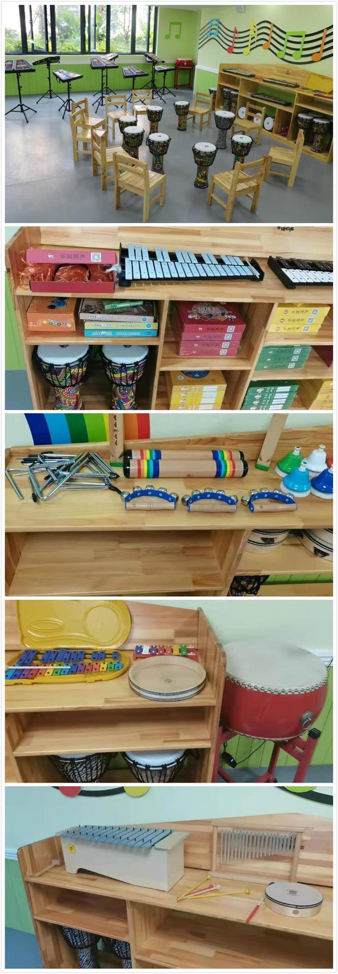 奥尔夫音乐教育,打造幼儿园特色教室_1