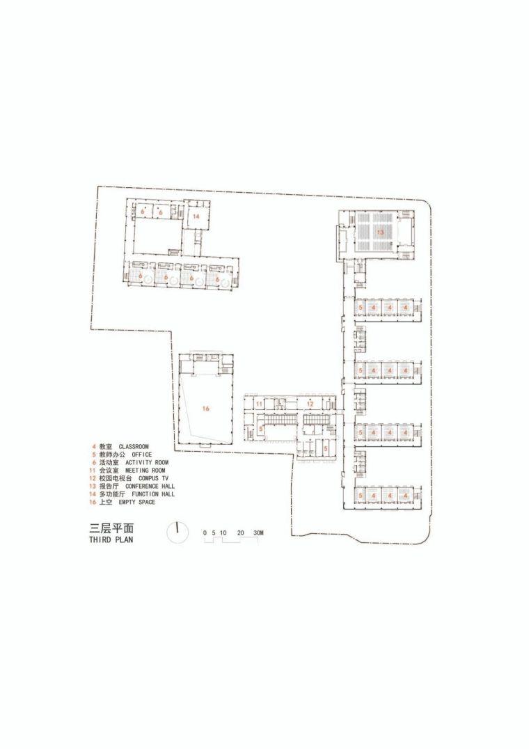 小学设计——苏州·鲈乡实验小学流虹校区_28