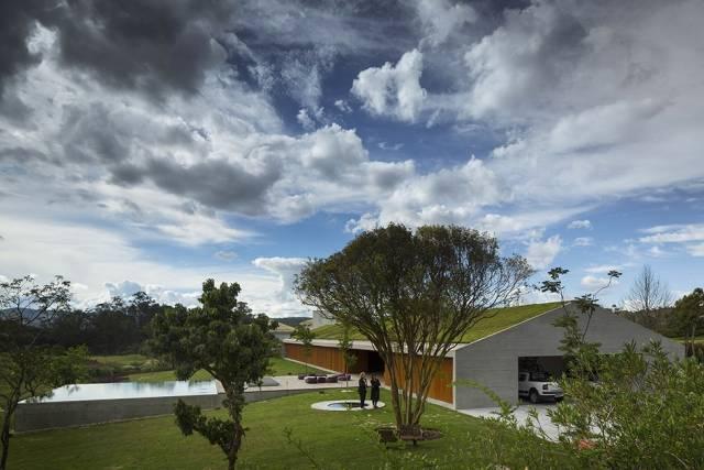景观设计中超赞的屋顶花园!_2