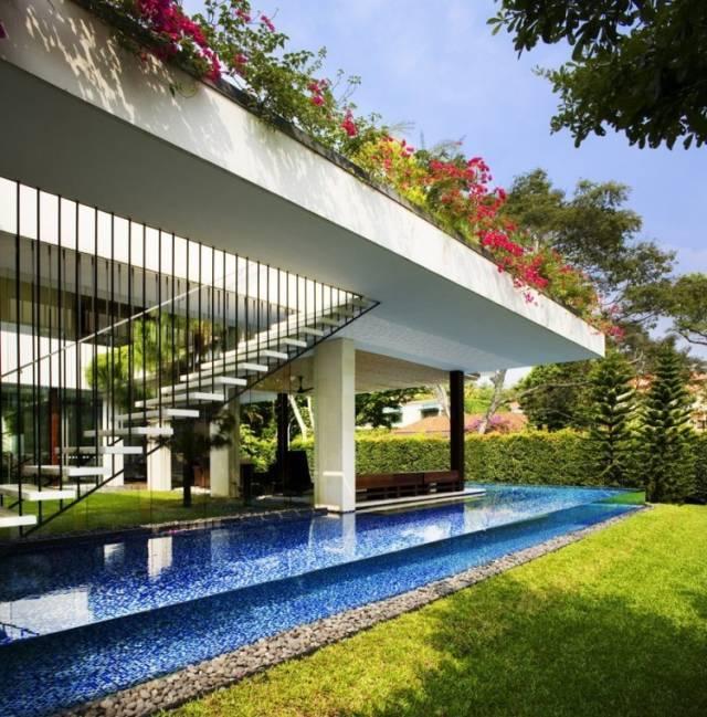 景观设计中超赞的屋顶花园!_3