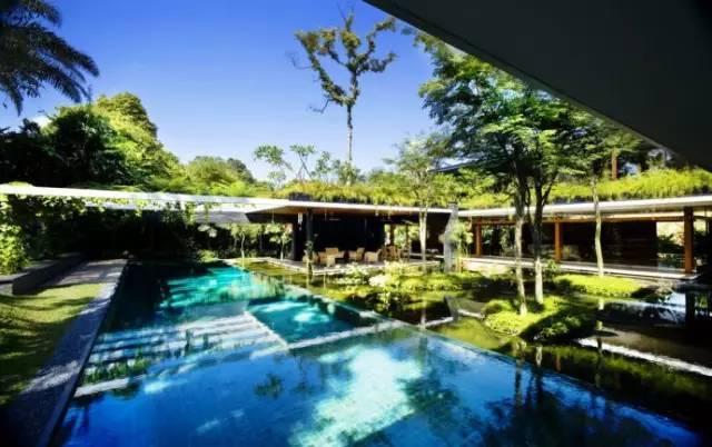 景观设计中超赞的屋顶花园!_1