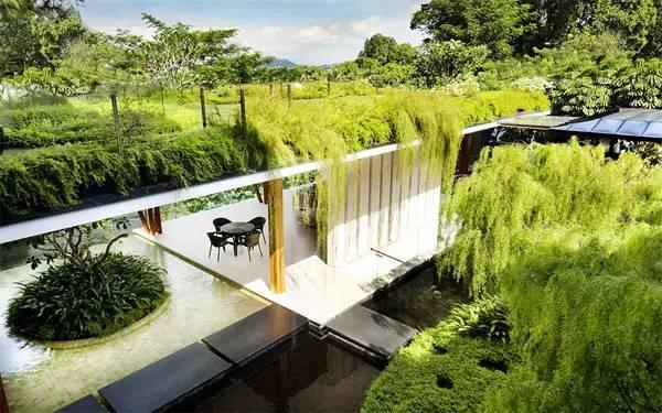 景观设计中超赞的屋顶花园!_5
