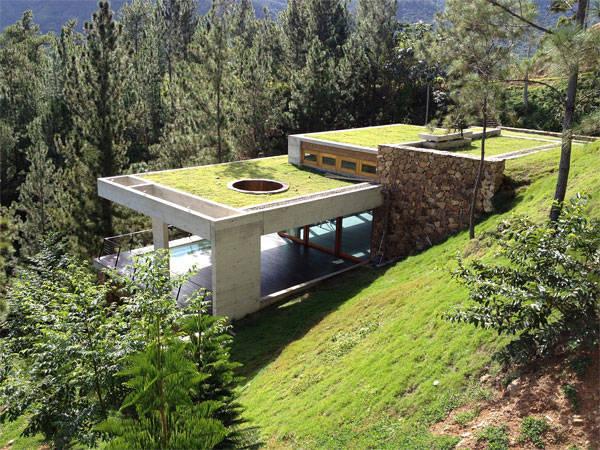 景观设计中超赞的屋顶花园!_9
