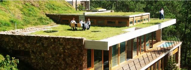 景观设计中超赞的屋顶花园!_10