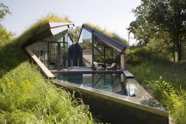 景观设计中超赞的屋顶花园!_11