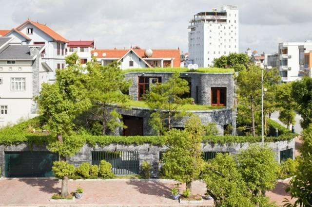 景观设计中超赞的屋顶花园!_19