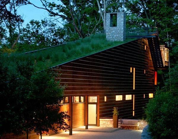 景观设计中超赞的屋顶花园!_18