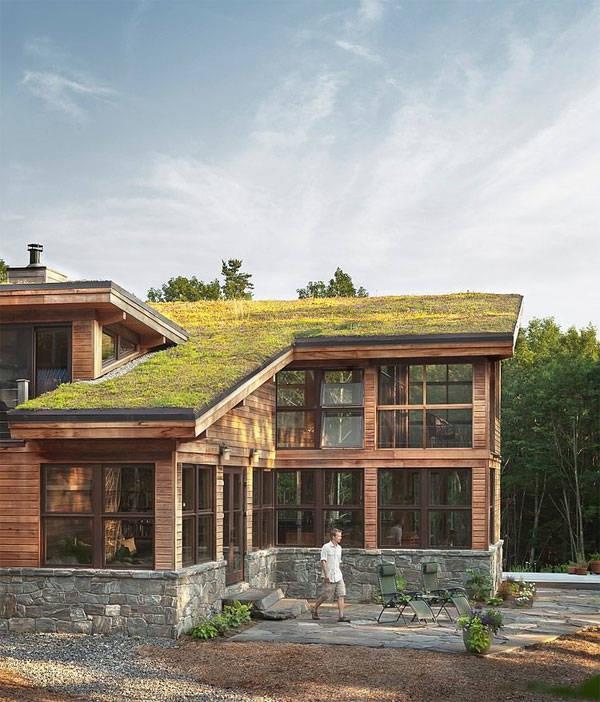 景观设计中超赞的屋顶花园!_22