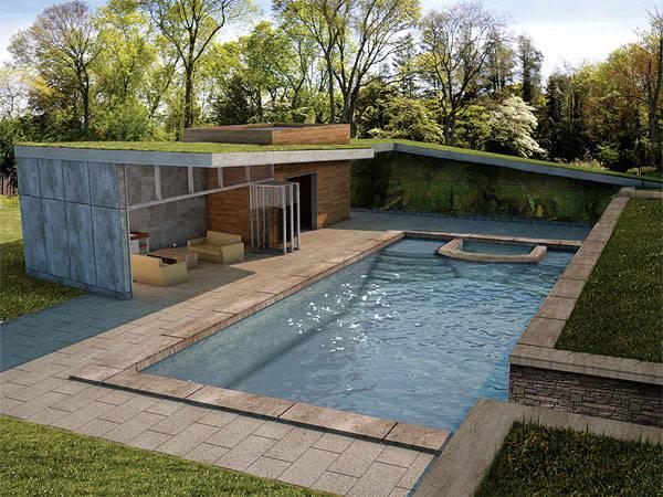 景观设计中超赞的屋顶花园!_20