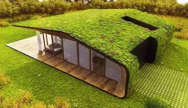 景观设计中超赞的屋顶花园!_26
