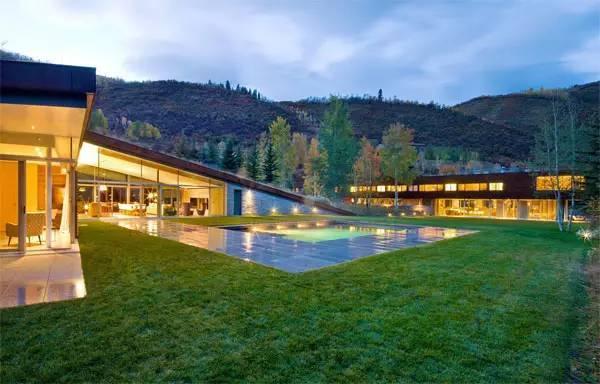 景观设计中超赞的屋顶花园!_25