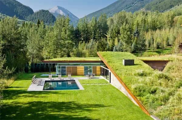 景观设计中超赞的屋顶花园!_24