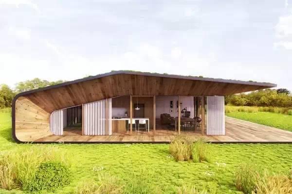 景观设计中超赞的屋顶花园!_28