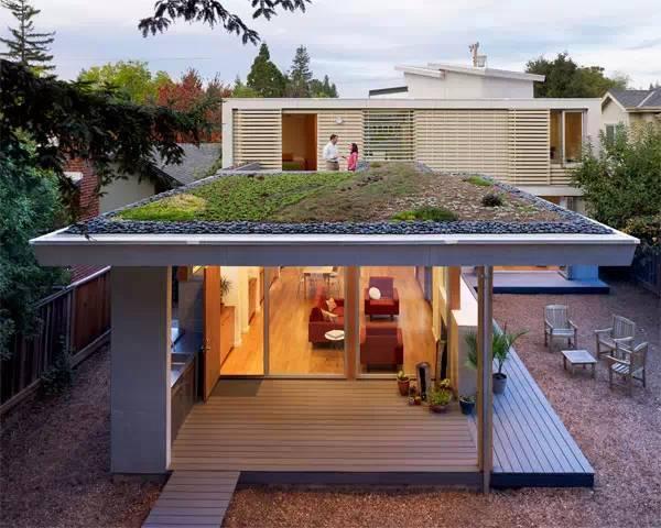 景观设计中超赞的屋顶花园!_30
