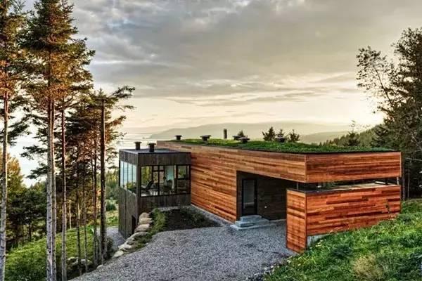 景观设计中超赞的屋顶花园!_36