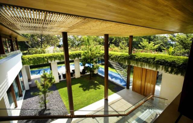景观设计中超赞的屋顶花园!_41