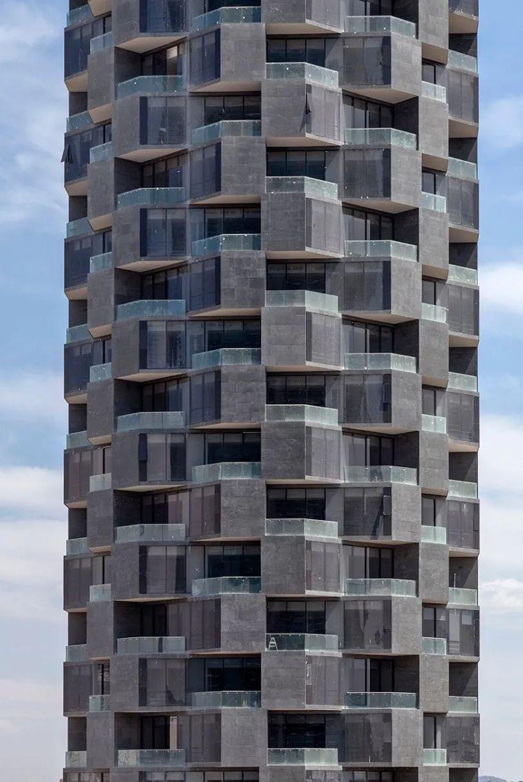 """""""八角形""""高层公寓建筑_8"""