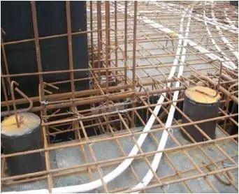 主体施工阶段水电暖管线预留预埋施工怎么做_3